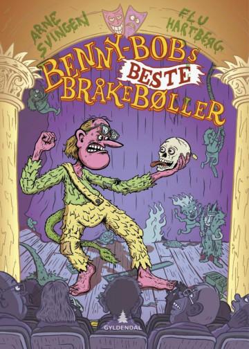 Bilde av Benny-bobs Beste Bråkebøller