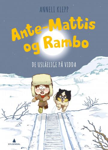 Bilde av Ante-mattis Og Rambo
