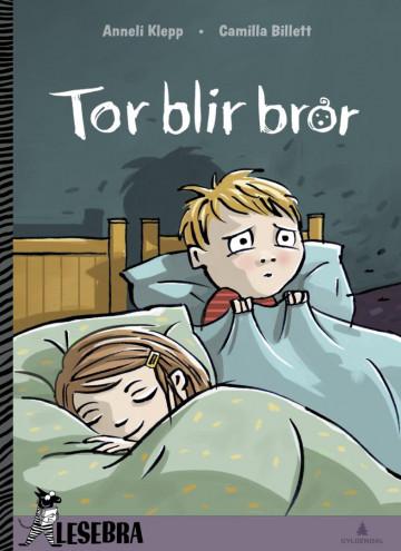 Bilde av Tor Blir Bror