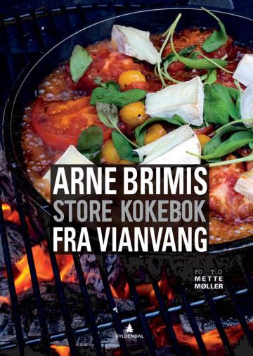 Bilde av Arne Brimis Store Kokebok Fra Vianvang