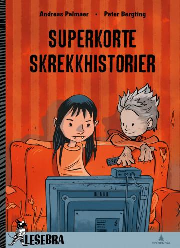 Bilde av Superkorte Skrekkhistorier