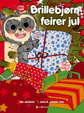 Brillebjørn feirer jul Ida Jackson {TYPE#Heftet}