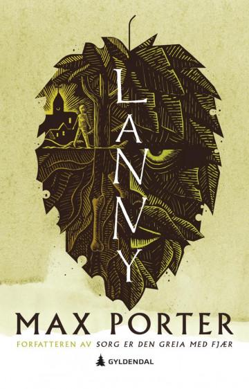 Bilde av bokomslaget til 'Lanny'