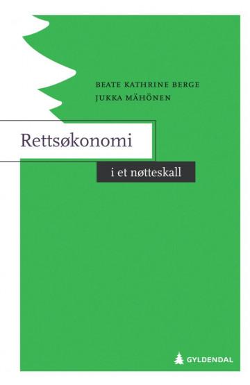 Bilde av Rettsøkonomi I Et Nøtteskall