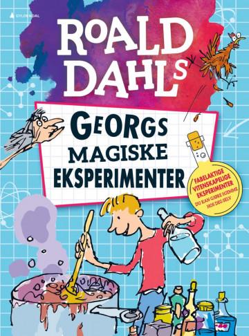 Bilde av Roald Dahls Georgs Magiske Eksperimenter
