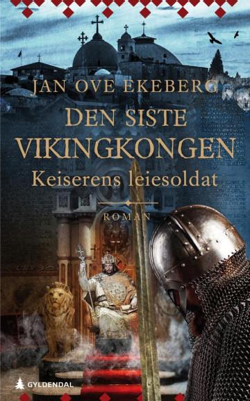 Bilde av bokomslaget til 'Keiserens leiesoldat'
