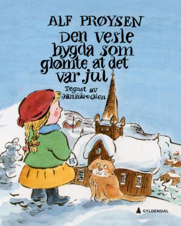Bilde av Den Vesle Bygda Som Glømte At Det Var Jul