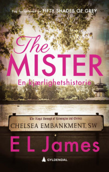 The mister av E.L. James (Heftet)