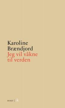 Jeg vil våkne til verden av Karoline Brændjord (Heftet)