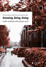 Omslag - Knowing, being, doing