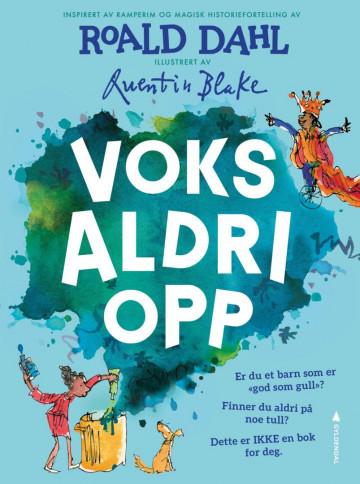 Bilde av Voks Aldri Opp