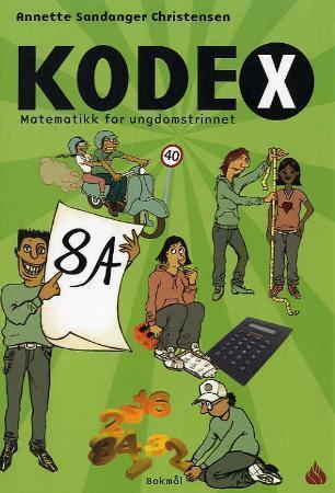 Bilde av Kodex 8a