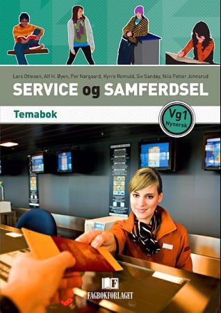 Service og samferdsel vg1 Per Nørgaard {TYPE#Heftet}