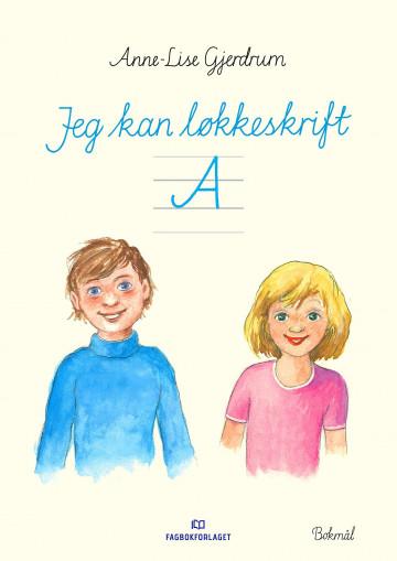 Bilde av Jeg Kan Løkkeskrift A