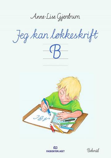 Bilde av Jeg Kan Løkkeskrift B