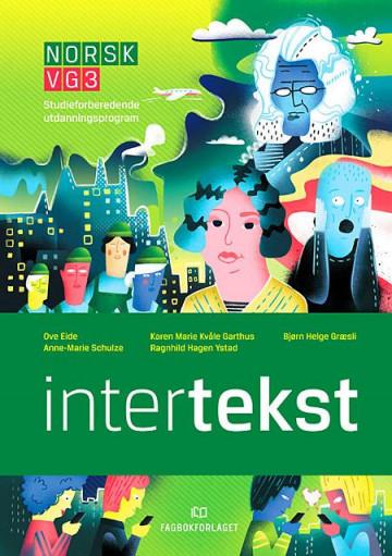 Intertekst vg3 Ove Eide {TYPE#Innbundet}