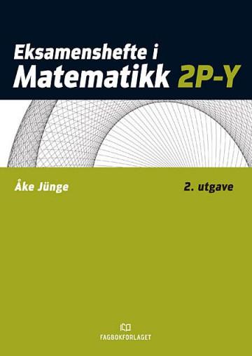 Bilde av Eksamenshefte I Matematikk 2p-y