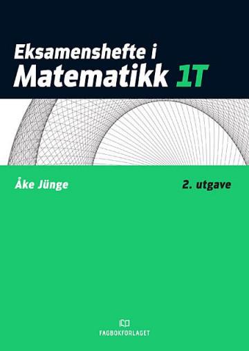 Bilde av Eksamenshefte I Matematikk 1t