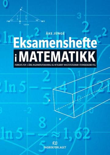 Bilde av Eksamenshefte I Matematikk