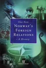 Omslag - Norway's foreign relations