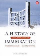 Omslag - A history of immigration