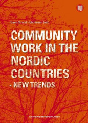 Omslag - Community work in the Nordic countries - new trends