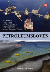 Omslag - Petroleumsloven