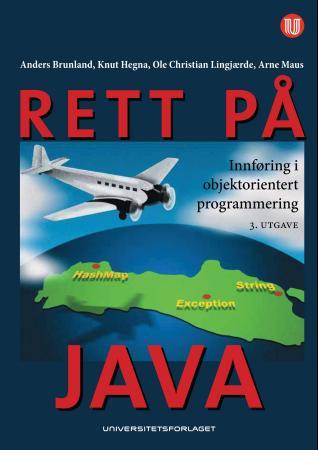 Bilde av Rett På Java