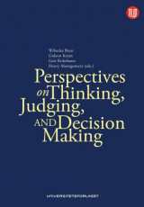 Omslag - Perspectives on thinking, judging, and decision making