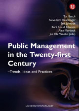 Omslag - Public management in the twenty-first century