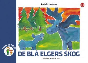 Bilde av De Blå Elgers Skog