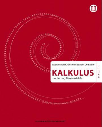 Bilde av Kalkulus - Med én Og Flere Variable