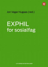 Omslag - Exphil for sosialfag