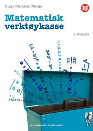 Matematisk verktøykasse Inger Christin Borge {TYPE#Heftet}