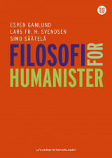 Omslag - Filosofi for humanister