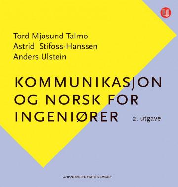 Bilde av Kommunikasjon Og Norsk For Ingeniører