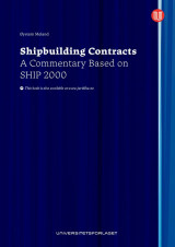 Omslag - Shipbuilding contracts