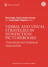 Omslag - Verbal and visual strategies in nonfiction picturebooks