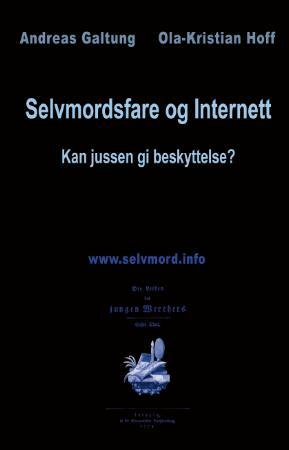 Bilde av Selvmordsfare Og Internett