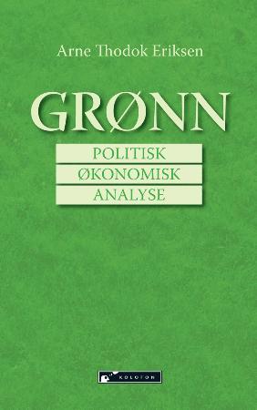 Bilde av Grønn Politisk økonomisk Analyse