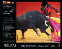 Figuras - the top star bullfighters 3 (Innbundet)