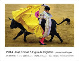 Omslag - José Tomás & Figura-bullfighters photo