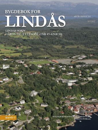 Bilde av Bygdebok For Lindås