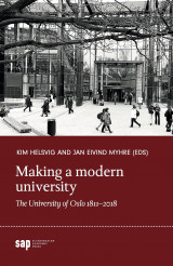 Omslag - Making a modern university