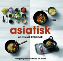 Asiatisk av Christine France (Innbundet)