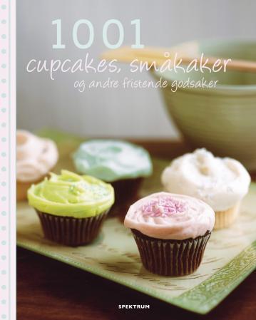 Bilde av 1001 Cupcakes, Småkaker Og Andre Fristende Godsaker