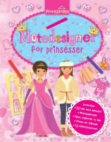 Omslag - Motedesigner for prinsesser