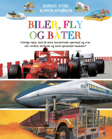 Bilde av Biler, Fly Og Båter