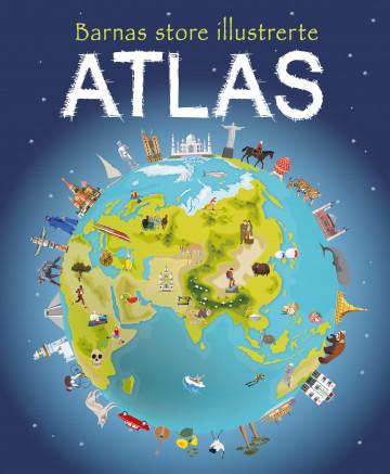 Bilde av Barnas Store Illustrerte Atlas