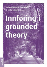 Omslag - Innføring i grounded theory